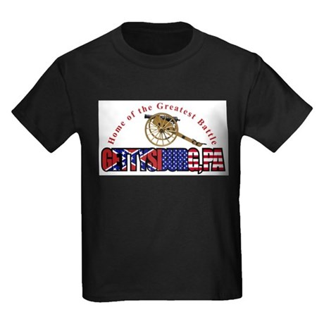 Gettysburg Kids Dark T-Shirt