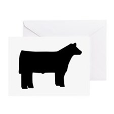 Cattle Greeting Cards (Pk of 10)