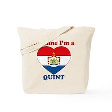 Quint, Valentine's Day Tote Bag
