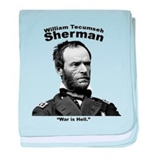 Sherman: Hell baby blanket