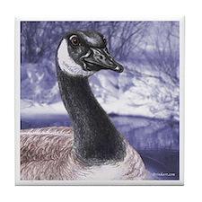 Canada Goose Tile Coaster