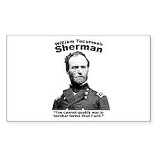 Sherman: War Decal