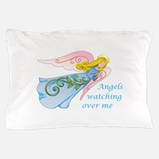 ANGELS WATCHING OVER ME Pillow Case