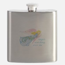 ANGELS WATCHING OVER ME Flask