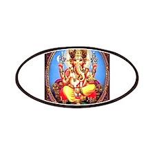 Ganesh / Ganesha Indian Elephant Hindu Dei Patches