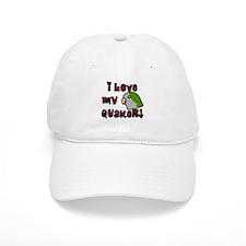 Anime Quaker Parakeet Hat