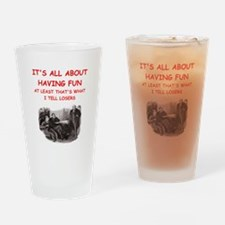 Unique Baker street Drinking Glass