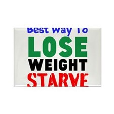 Best Way To Lose Weight Starve Magnets