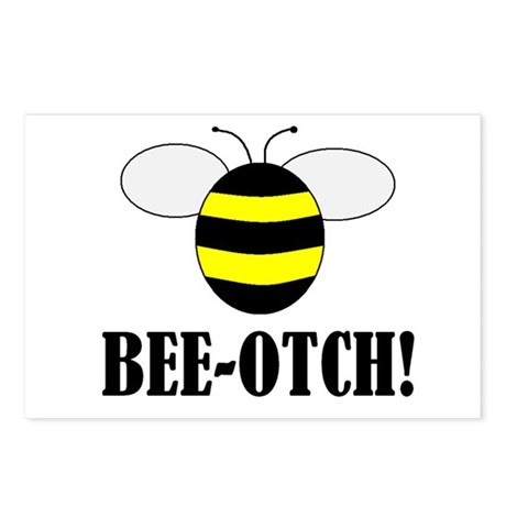 BEE-OTCH Postcards (Package of 8)