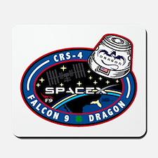 CRS-4 Logo Mousepad