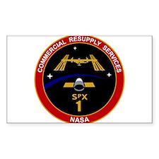 NASAs Spx1 & Spx3 Decal