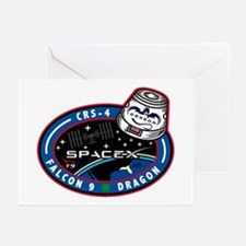 CRS-4 Logo Greeting Cards (Pk of 10)