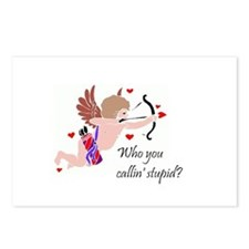 CUPID - Who you callin' s Postcards (Package of 8)