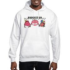 Brocket 99 Happy Holidays Cuzin Hoodie