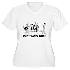 Meerkats Rock T-Shirt