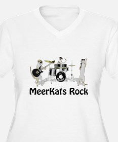 Meerkats Rock T-Shirt