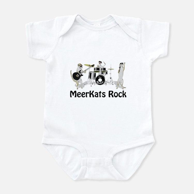 Meerkats Rock Onesie
