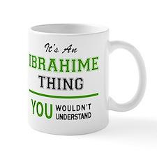 Funny Ibrahim Mug