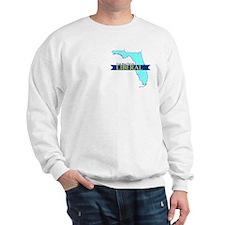 True Blue Florida LIBERAL  Sweatshirt