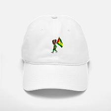 Sao Tome and Principe Girl Baseball Baseball Cap