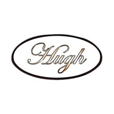 Gold Hugh Patches