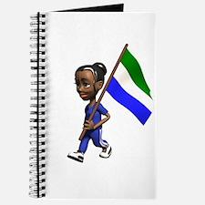 Sierra Leone Girl Journal