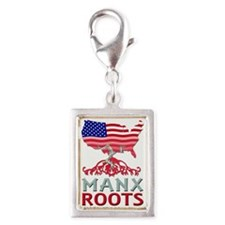 Manx American Roots Charms
