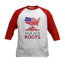Manx American Roots Baseball Jersey