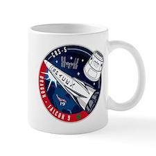 NASA's CRS-5 Logo Mug
