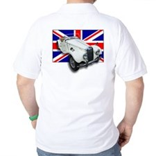 MG TF with Union Jack T-Shirt