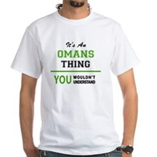Unique Oman Shirt