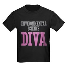 Environmental Science DIVA T-Shirt
