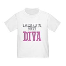 Environmental Science DIVA T-Shirt