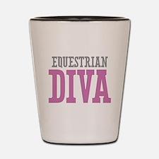 Equestrian DIVA Shot Glass