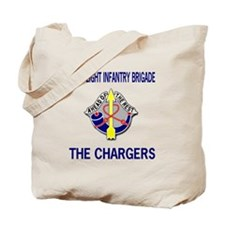 196th CHARGERS Tote Bag