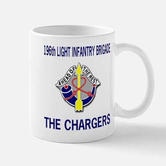 196th CHARGERS Mug