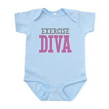 Exercise DIVA Body Suit