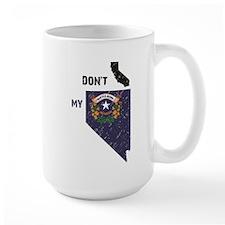 Don't CA my NV! Mugs
