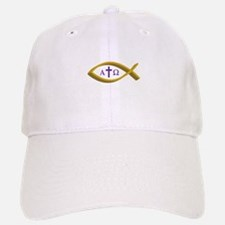 ALPHA AND OMEGA Baseball Baseball Baseball Cap