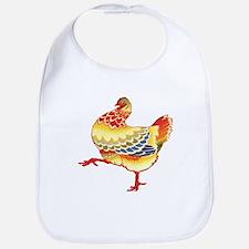 Vintage Chicken Bib