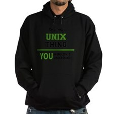 Cute Unix Hoodie