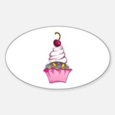 CUPCAKE ONLY Decal