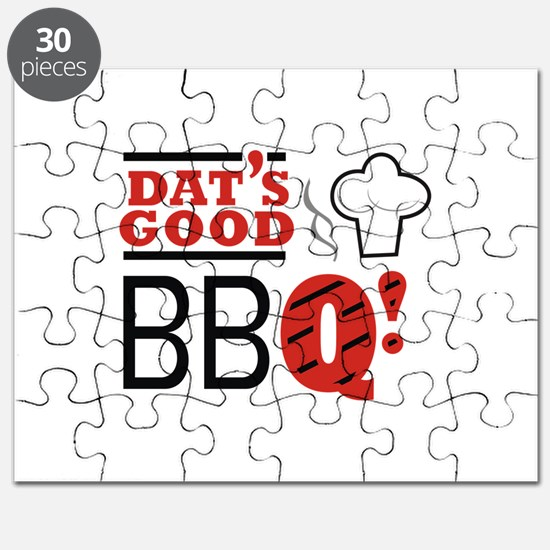 DATS GOOD BBQ Puzzle