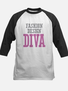 Fashion Design DIVA Baseball Jersey