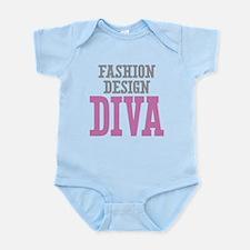 Fashion Design DIVA Body Suit
