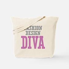Fashion Design DIVA Tote Bag