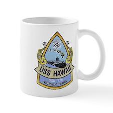 USS HAWAII Mugs