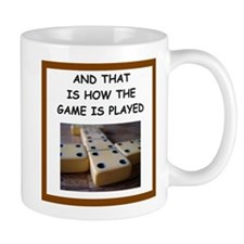 dominoes joke Mugs