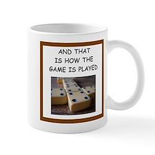 dominoes joke Mugs
