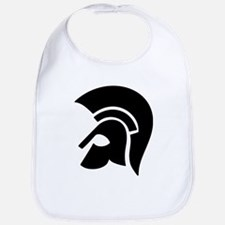 warrior helmet Bib